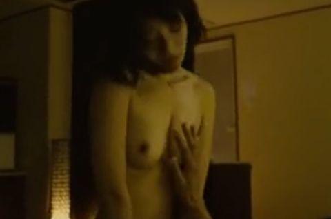 瀧内公美、乳首ヌード濡れ場&「火口のふたり」立ちバックがエロい!ほとんど裸でキネ旬主演女優賞「そういう作品です」