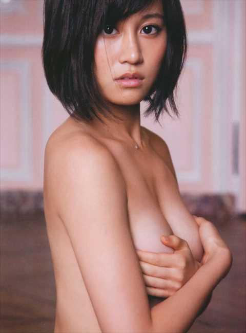 【流出ヌード】前田敦子、遂に乳首丸見えのヌード画像が流出…AKB史上最大の全裸事件…