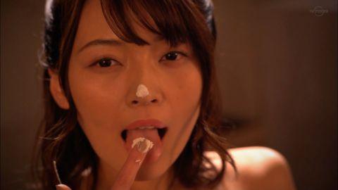 【放送事故】テレ東で女体盛りwww女優と美女芸人が餌食にwww